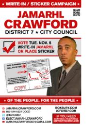Jamarhl Crawford D7 Campaign