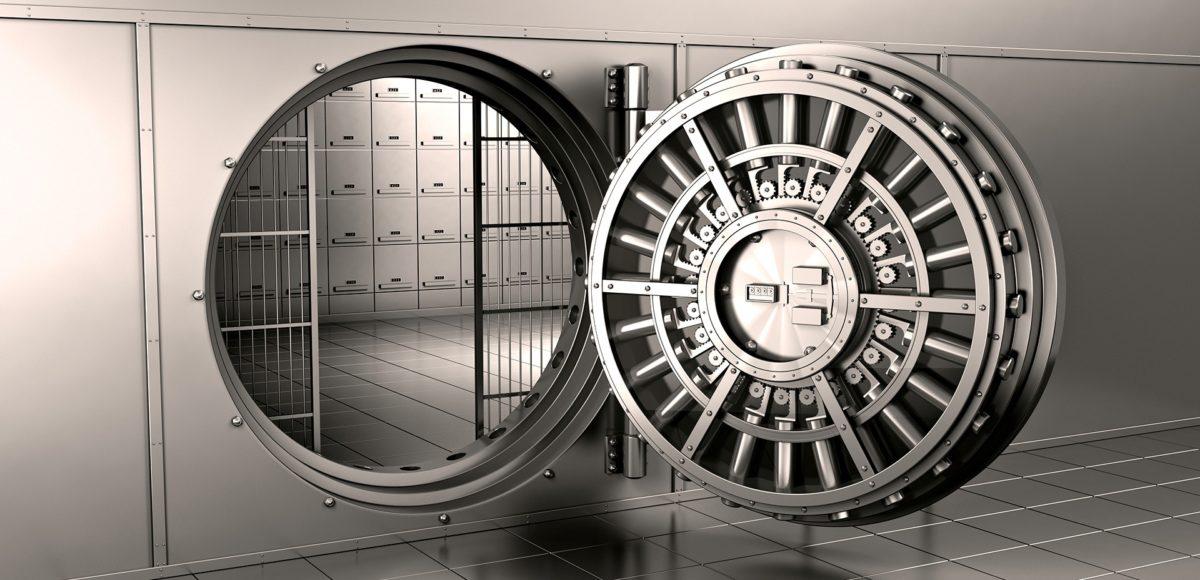 Blackstonian Vault