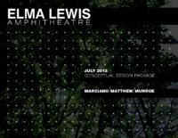 Elma Lewis Amphitheatre Proposal